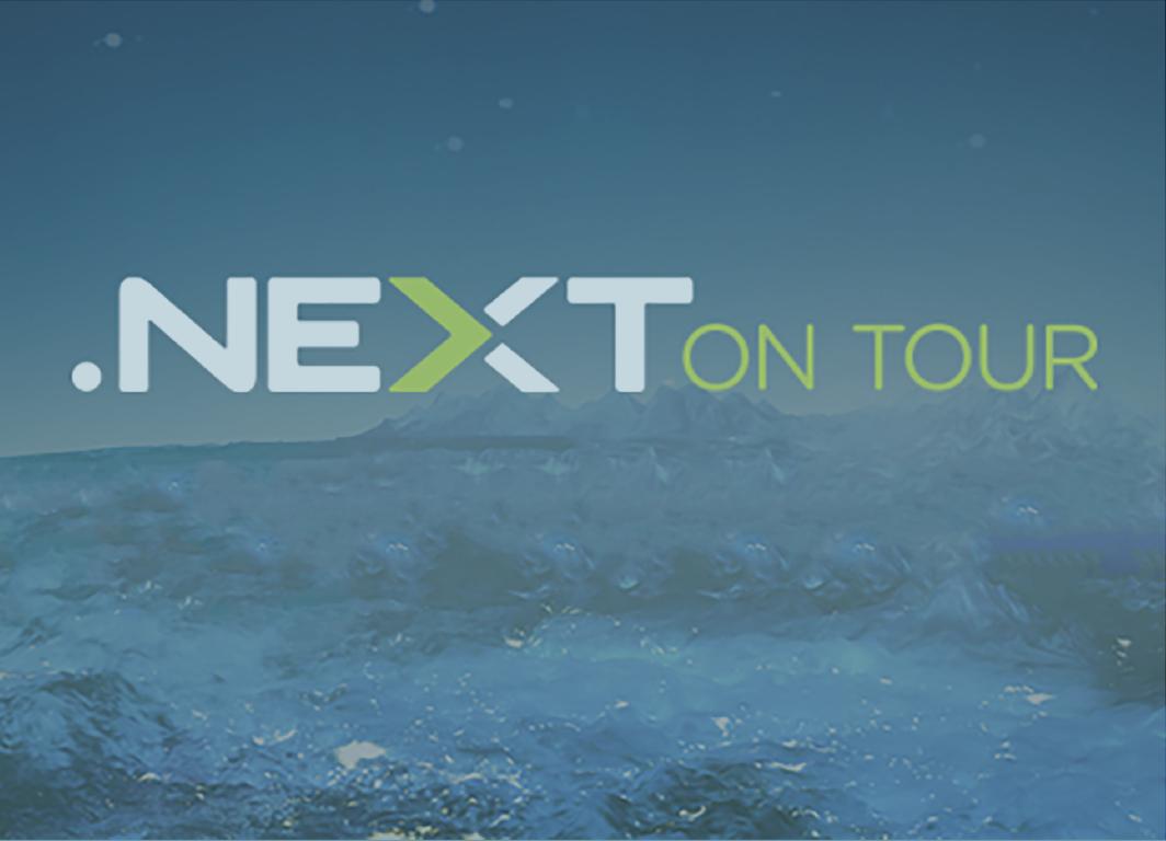 Nutanix .Next on Tour