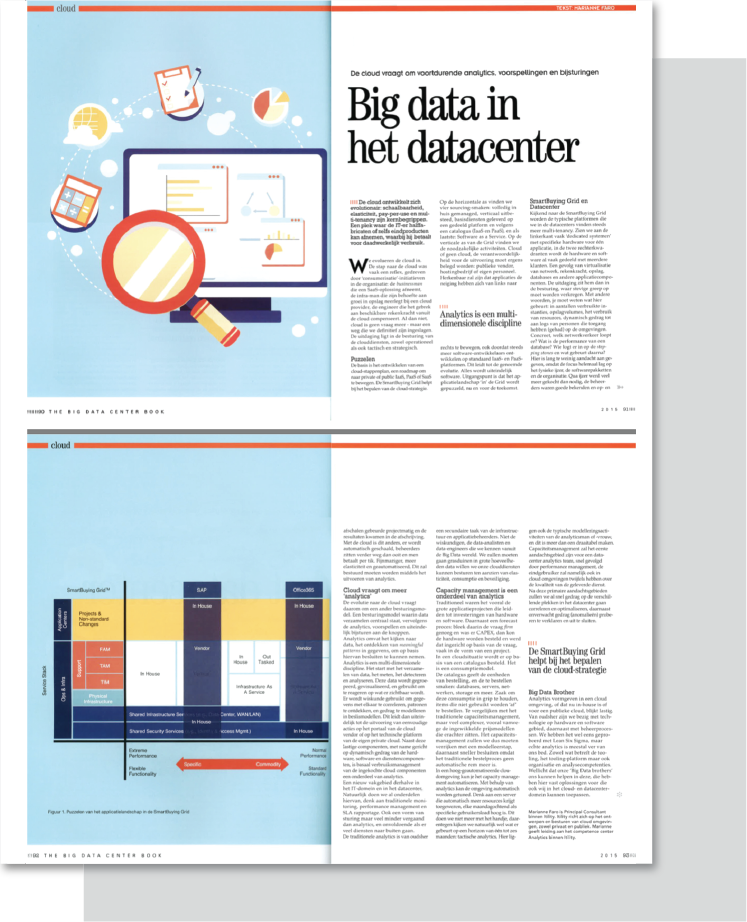 big data in the data center