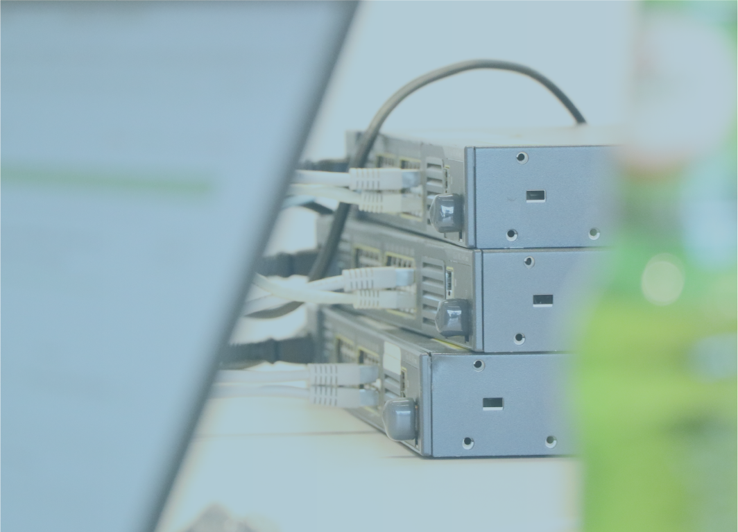 A networking course with a network engineer